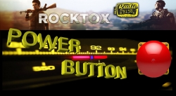 Rocktox Power Button
