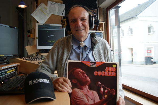 In Memoriam JOE COCKER im Kanal am Freitag 18.9.2015